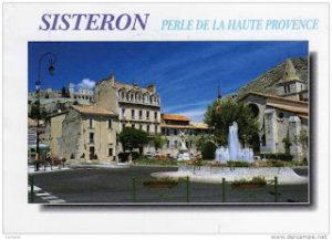 rond point avec fontaine au carrefour place Général de Gaulle