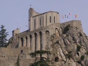 Citadelle et chapelle